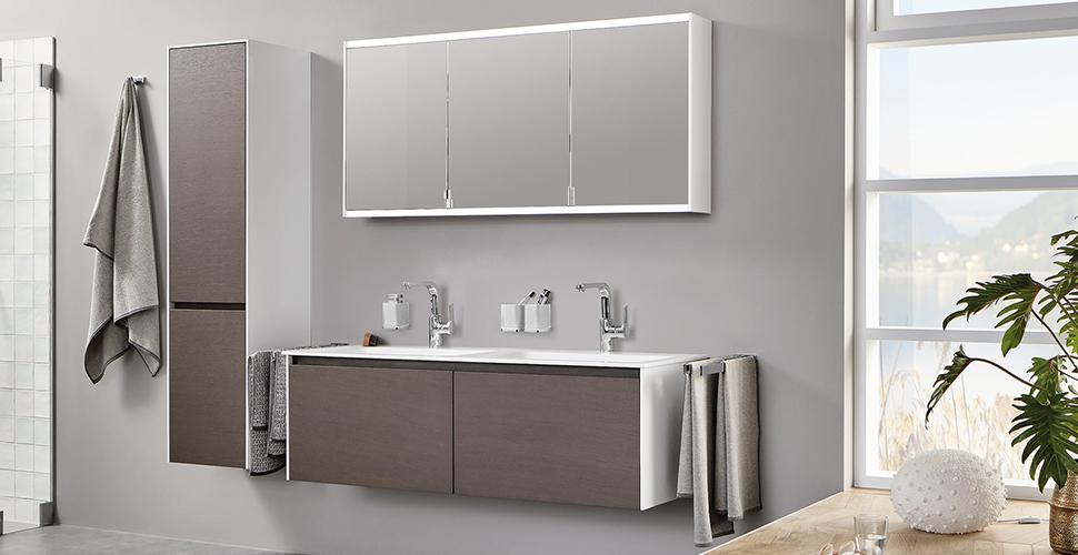 Badmöbel, Komplettsets und Spiegelschränke