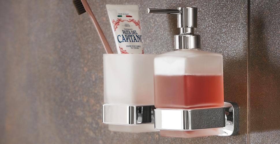 Accessoires, Kosmetikspiegel und LED-Lichtspiegel