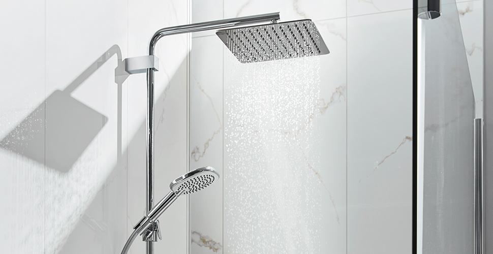 Showersysteme und Zubehör